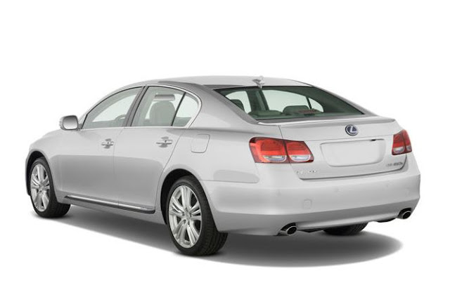Best Used Luxury Hybrid Cars under $30K : 2011 Lexus GS Hybrid