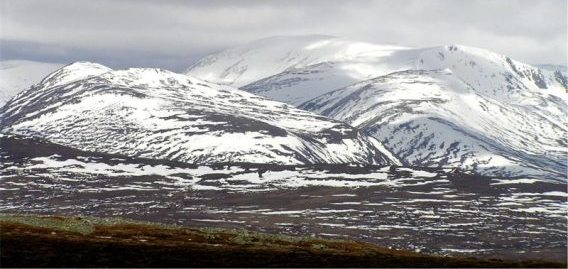 The Cairngorm Mountain Plateau