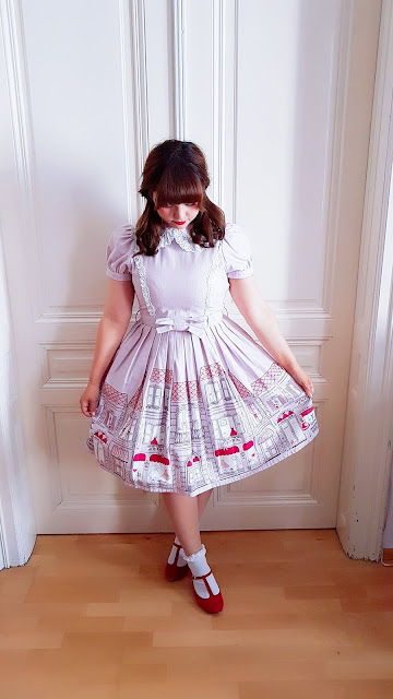 innocent world, kawaii, jfashion, lolita fashion, japanese fashion, auris lothol