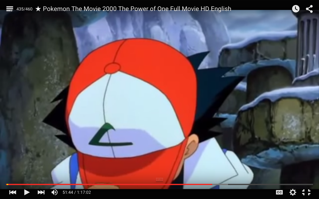Anime Annoyances Recap Pokemon The Movie 2000