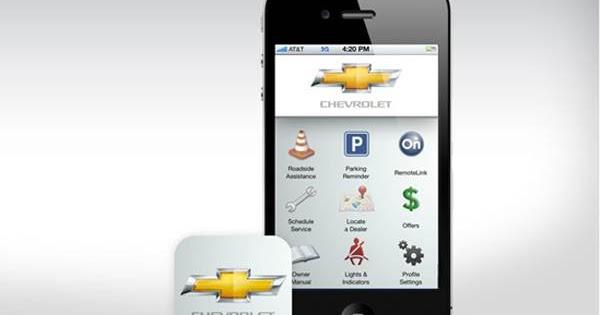 download 2020 mychevrolet mobile app for apple devices