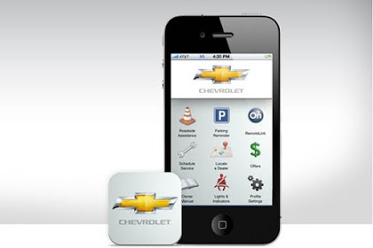 Download 2020 myChevrolet Mobile App for Apple Devices