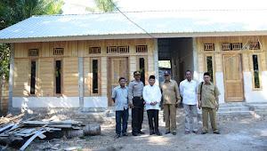 Bupati Lombok Utara Tinjau Pembangunan RTG