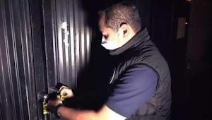 Polisi Segel Dua Tempat Karaoke