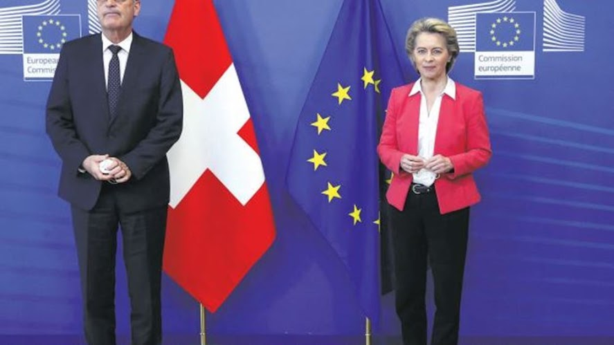 Μετά το Brexit, η Ελβετία