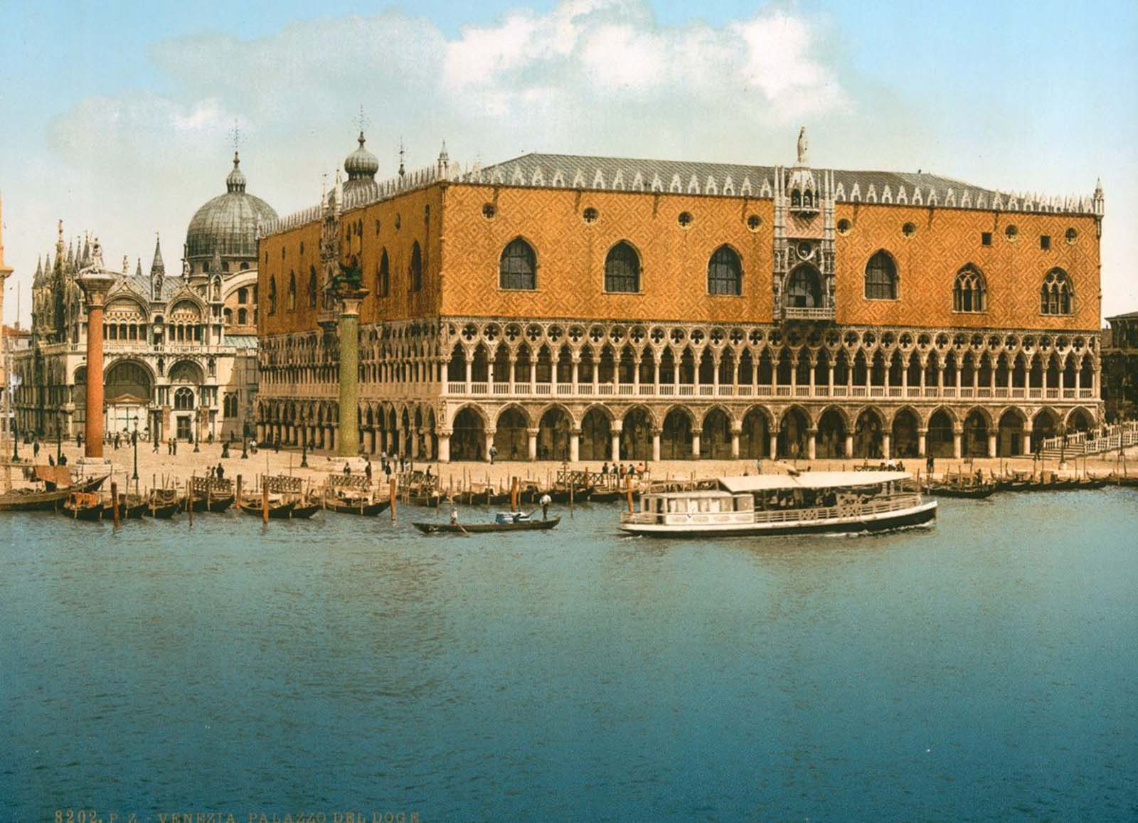 Doges' Palace.