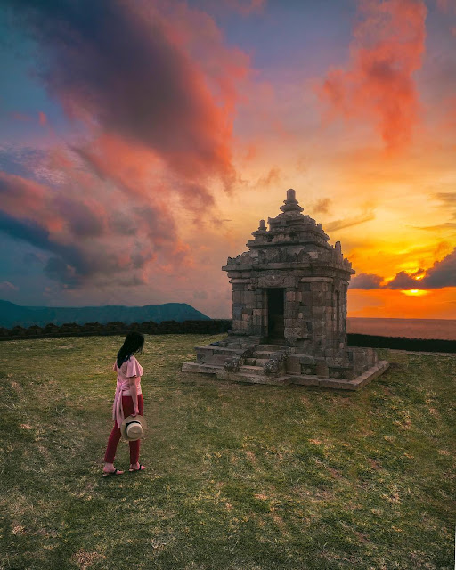 sunrise candi ijo
