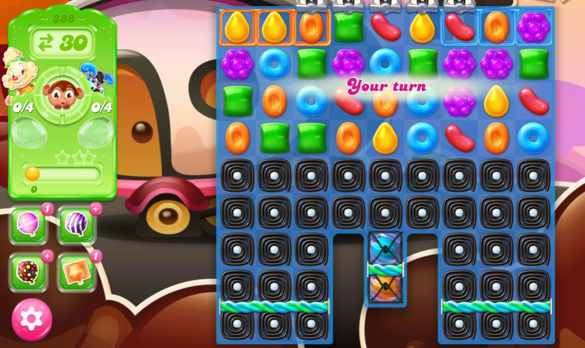 Candy Crush Jelly Saga 388