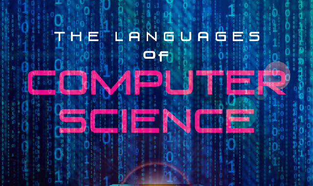 The Languages of Computer Science #infographic