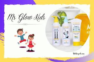 ms glows kids