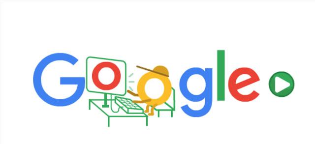 Google :Gerakan dirumahsaja #stayhome demi Mencegah penyebaran virus corona Covid-19, Googlle Menghadirkan Doodle Games.
