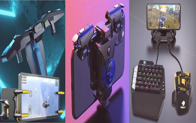 أفضل 5 وحدات تحكم لـ PUBG Mobile 2021