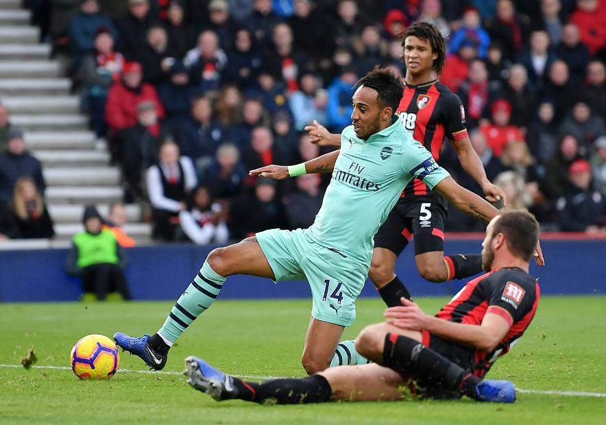 Premier League: Arsenal vs Bournemouth Dalam Angka