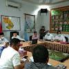 Bupati Adirozal Video Konference Dengan Menteri Bahas Anggaran dan Penanganan Corona