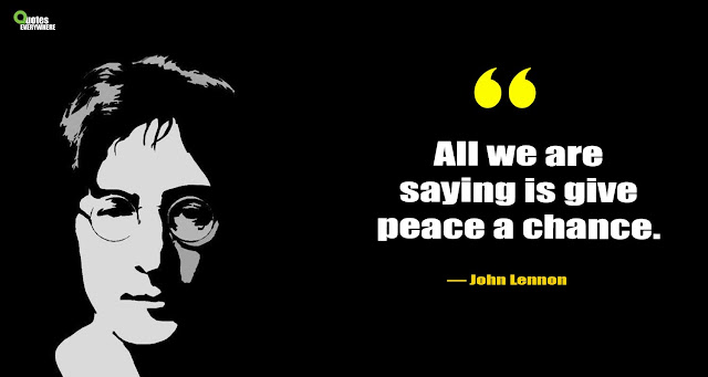 John Lennon Quotes about Songwriting
