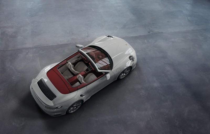 Porsche Exclusive Manufaktur giới thiệu nội thất mới cho 911