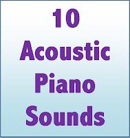 10 Kawai ES920 piano sounds