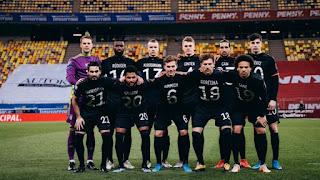 صور.. من فوز ألمانيا على رومانيا وتتصدر مجموعتها فى تصفيات كأس العالم