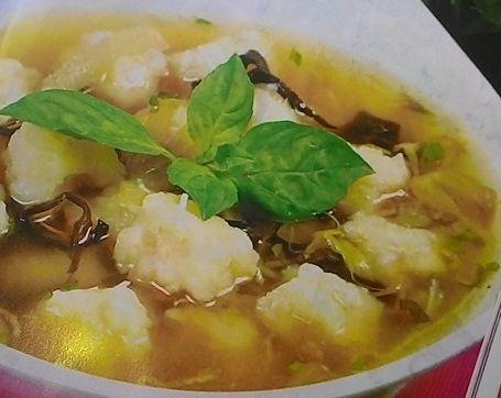 Recipe Tekwan Delicious Typical Palembang