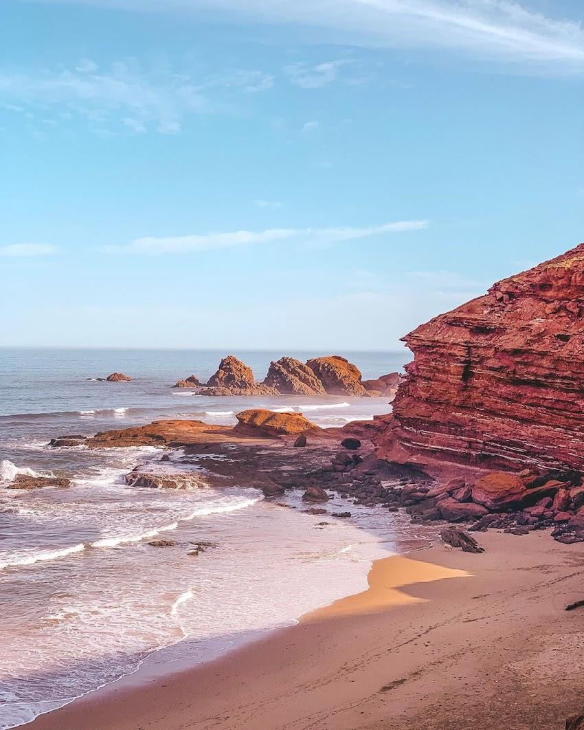 Visiter Sidi Ifni, vacances à Sidi Ifni une Côte marocaine merveilleuse