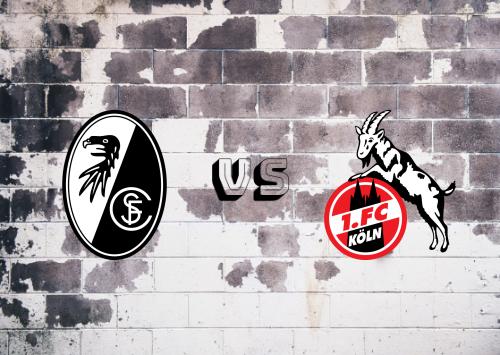 Freiburg vs Köln  Resumen
