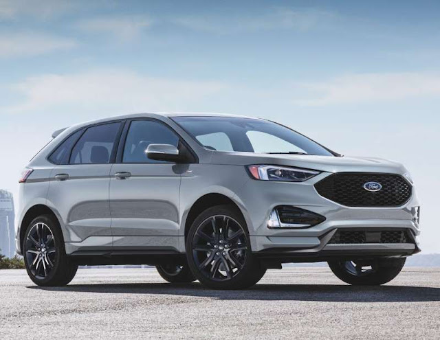 Ford 2020 ford edge st line