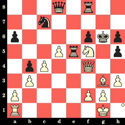 Les Blancs jouent et matent en 4 coups - Mark Taimanov vs Eldis Cobo Arteaga, La Havane, 1967