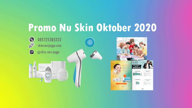 Promo Nu Skin Oktober 2020 Terbaru