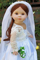 "18"" doll clothes, Harmony Club Dolls"