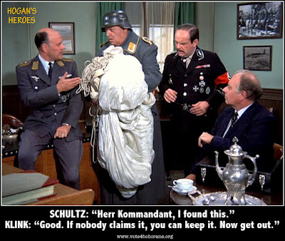 Bob Crane Life Legacy I Know Nothing Sergeant Schultz