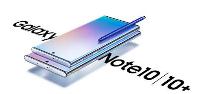 Fitur Terbaru di Samsung Galaxy Note 10 +