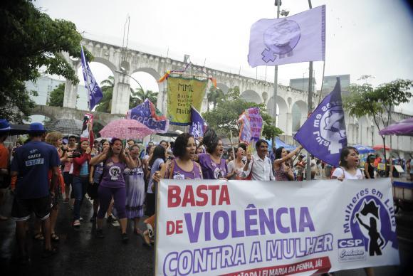 A medida foi votada simbolicamente na Casa e anunciada como positiva, mas integrantes do Ministério Público, Defensores Públicos Gerais e organizações feministas criticam as mudançasa  Tânia Rêgo/Agência Brasil