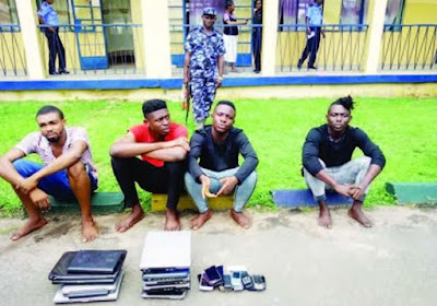 Yahoo Boy undergraduate impersonates US soldier, defrauds Dane of over N6m