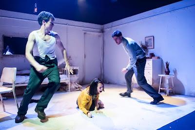 Mites @ The Tristan Bates Theatre
