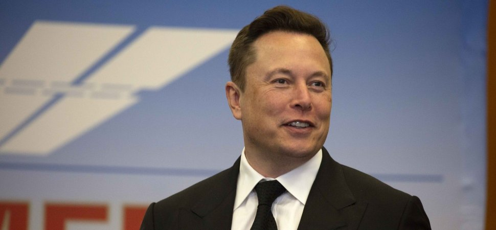 Elon Musk.Getty Images