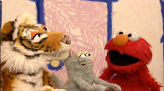 Elmo's World Cats Interview