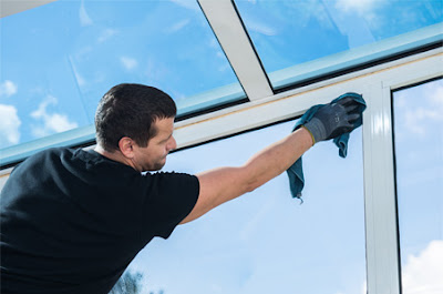 Commercial Window Cleaning in New York