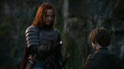 Jaqen H'Ghar Valar Morghulis Game of Thrones