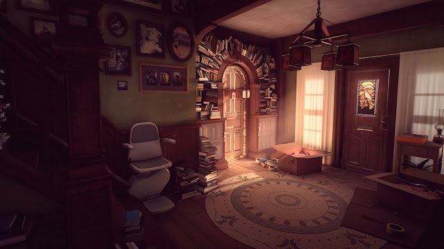 What Remains of Edith Finch Game