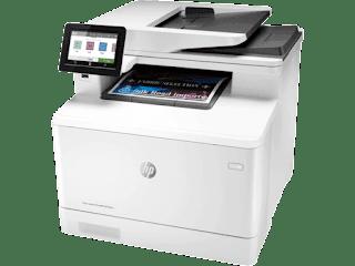 HP LaserJet Pro M479fnw Drivers Download