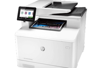 HP LaserJet Pro M479fnw Drivers Download