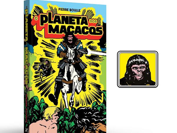 Nova edição de O Planeta dos Macacos, de Pierre Boulle