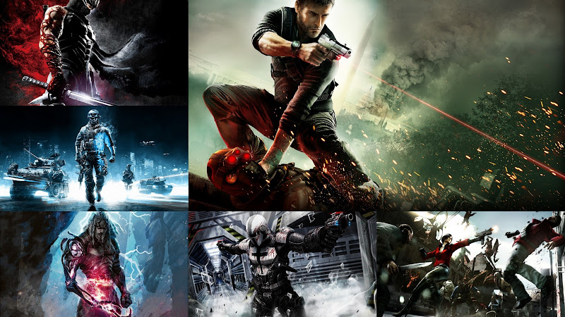 Download Beautiful HD Game Wallpapers Pack for Windows (1920X1200) title=