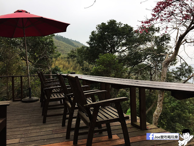 IMG 2496 - 【新竹旅遊】六號花園 景觀餐廳 | 隱藏在新竹尖石鄉的森林秘境,在歐風建築裡的別墅享受芬多精下午茶~