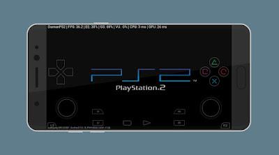 Cara Mudah Bermain PS2 di Android dengan Damon PS2 Pro