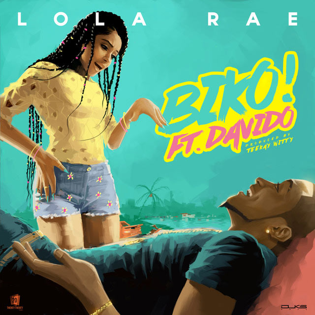 Lola Rae ft. Davido - Biko