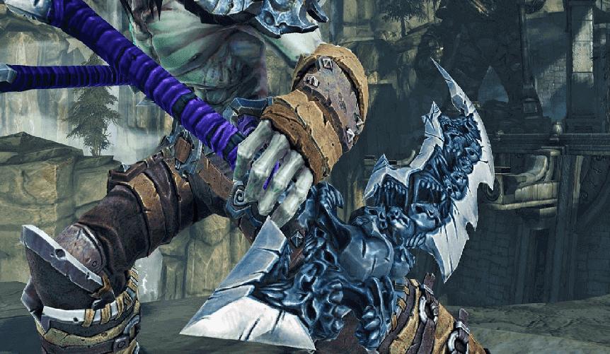 تحميل لعبة darksiders 2 مضغوطة بحجم صغير