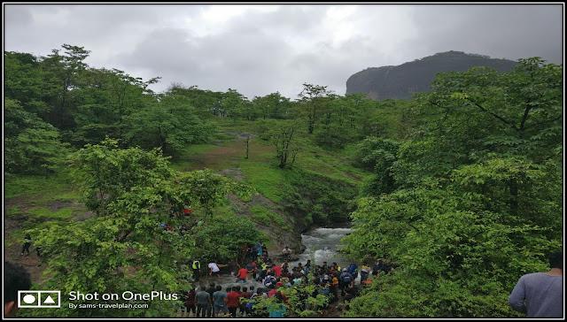 Devkund waterfall, climate at devkund waterfall