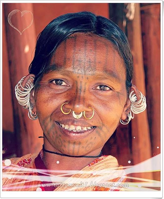 Kulturelle Tattoos