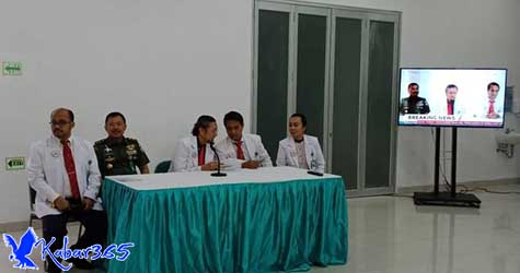Tes Kesehatan Jokowi-Ma'ruf dan Prabowo-Sandi Menggunakan Alat Canggih